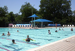 Gilleland Creek Pool