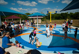 Falcon Pointe Splash Park Pflugerville Parks And Recreation
