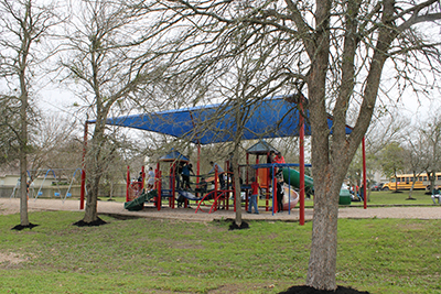Creekside Park playground