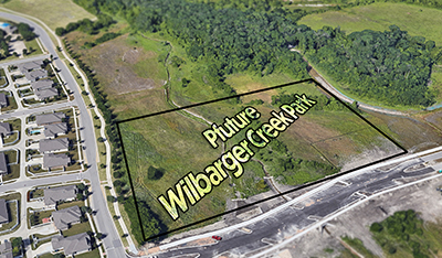 Wilbarger Creek Park location