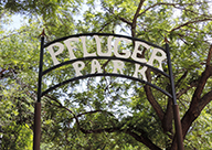 PflugerParkSign-web